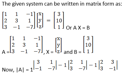 RD Sharma Solutions for Class 12 Maths Chapter 8 Solutions of Simultaneous Linear Equations Image 15