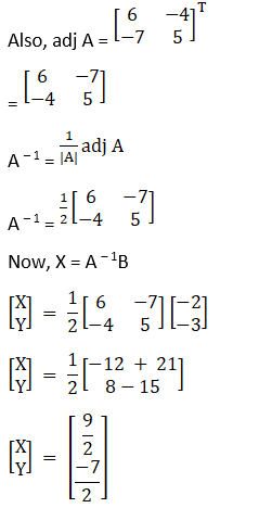 RD Sharma Solutions for Class 12 Maths Chapter 8 Solutions of Simultaneous Linear Equations Image 2