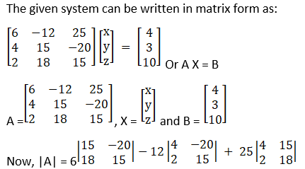 RD Sharma Solutions for Class 12 Maths Chapter 8 Solutions of Simultaneous Linear Equations Image 20