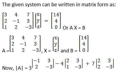 RD Sharma Solutions for Class 12 Maths Chapter 8 Solutions of Simultaneous Linear Equations Image 22