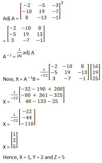 RD Sharma Solutions for Class 12 Maths Chapter 8 Solutions of Simultaneous Linear Equations Image 26
