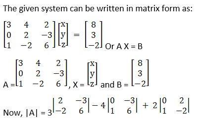RD Sharma Solutions for Class 12 Maths Chapter 8 Solutions of Simultaneous Linear Equations Image 27
