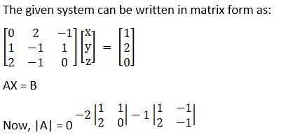 RD Sharma Solutions for Class 12 Maths Chapter 8 Solutions of Simultaneous Linear Equations Image 37