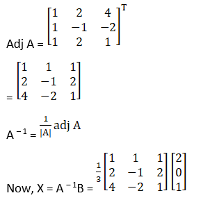 RD Sharma Solutions for Class 12 Maths Chapter 8 Solutions of Simultaneous Linear Equations Image 38
