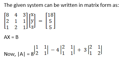 RD Sharma Solutions for Class 12 Maths Chapter 8 Solutions of Simultaneous Linear Equations Image 40