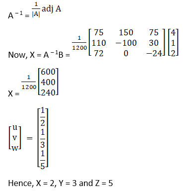 RD Sharma Solutions for Class 12 Maths Chapter 8 Solutions of Simultaneous Linear Equations Image 48