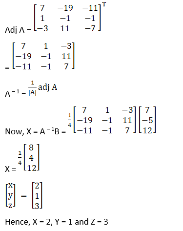 RD Sharma Solutions for Class 12 Maths Chapter 8 Solutions of Simultaneous Linear Equations Image 50