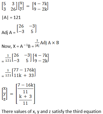 RD Sharma Solutions for Class 12 Maths Chapter 8 Solutions of Simultaneous Linear Equations Image 59