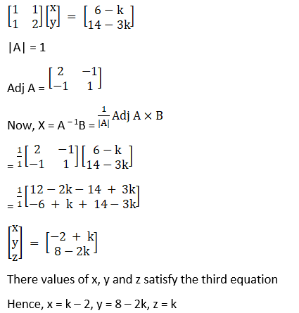 RD Sharma Solutions for Class 12 Maths Chapter 8 Solutions of Simultaneous Linear Equations Image 62