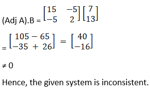RD Sharma Solutions for Class 12 Maths Chapter 8 Solutions of Simultaneous Linear Equations Image 67