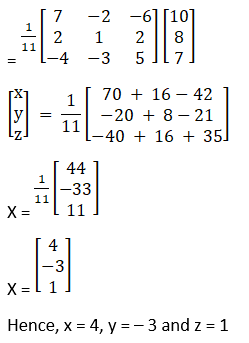 RD Sharma Solutions for Class 12 Maths Chapter 8 Solutions of Simultaneous Linear Equations Image 93