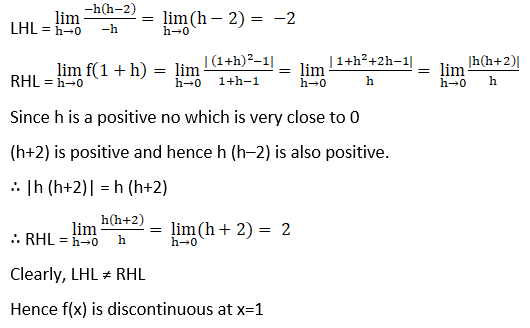 RD Sharma Solutions for Class 12 Maths Chapter 9 Continuity Image 45