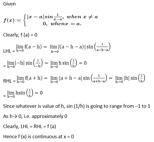 RD Sharma Solutions for Class 12 Maths Chapter 9 Continuity Image 50