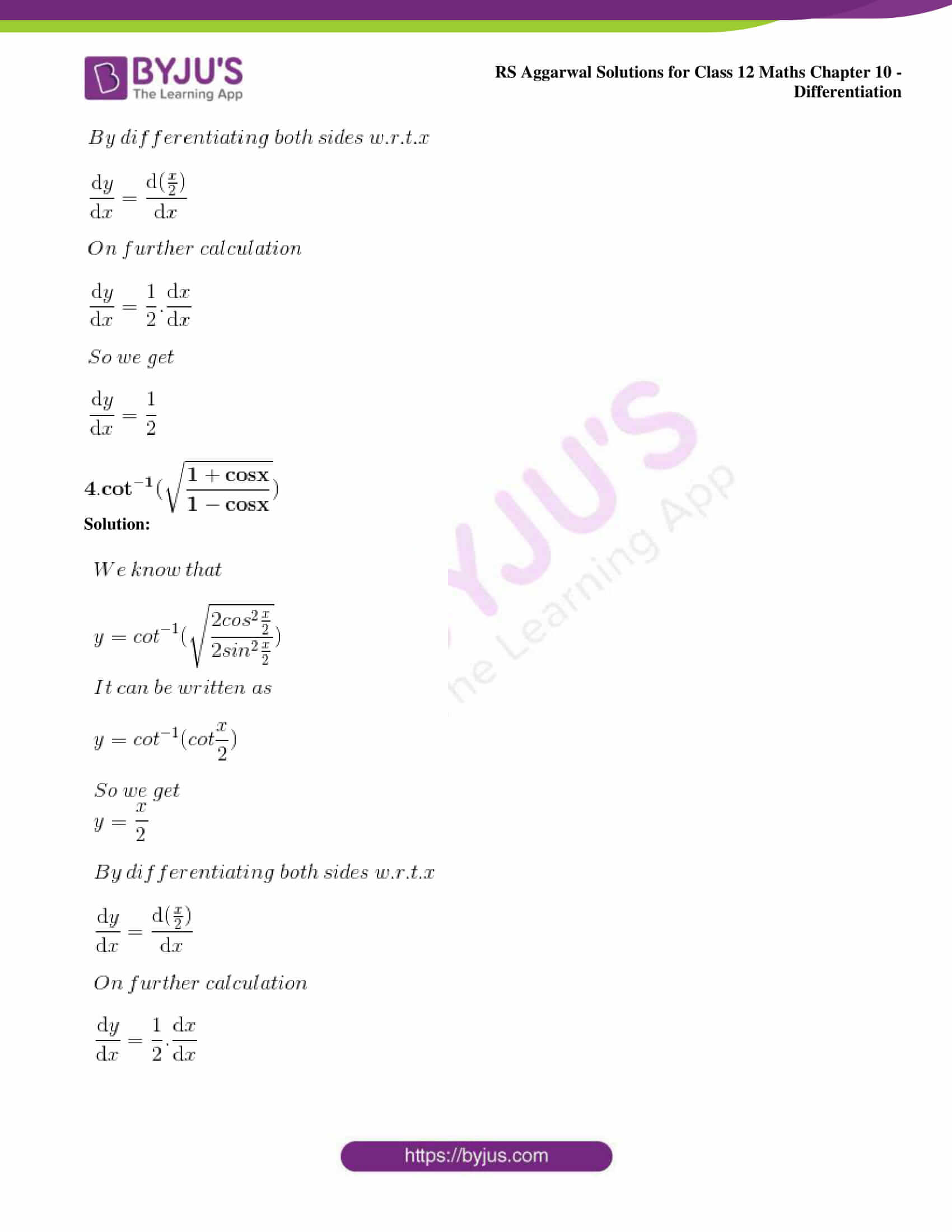 rs aggarwal solution class 12 maths chapter 10 ex d 03