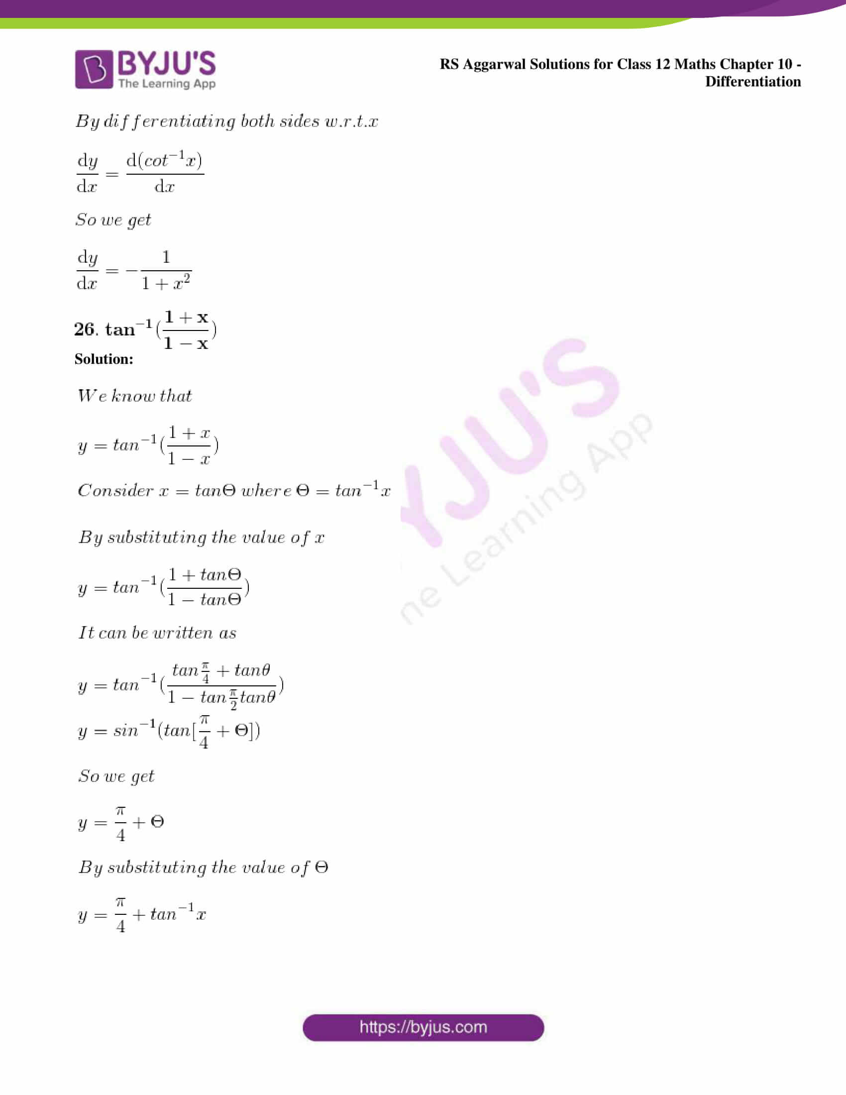 rs aggarwal solution class 12 maths chapter 10 ex d 23