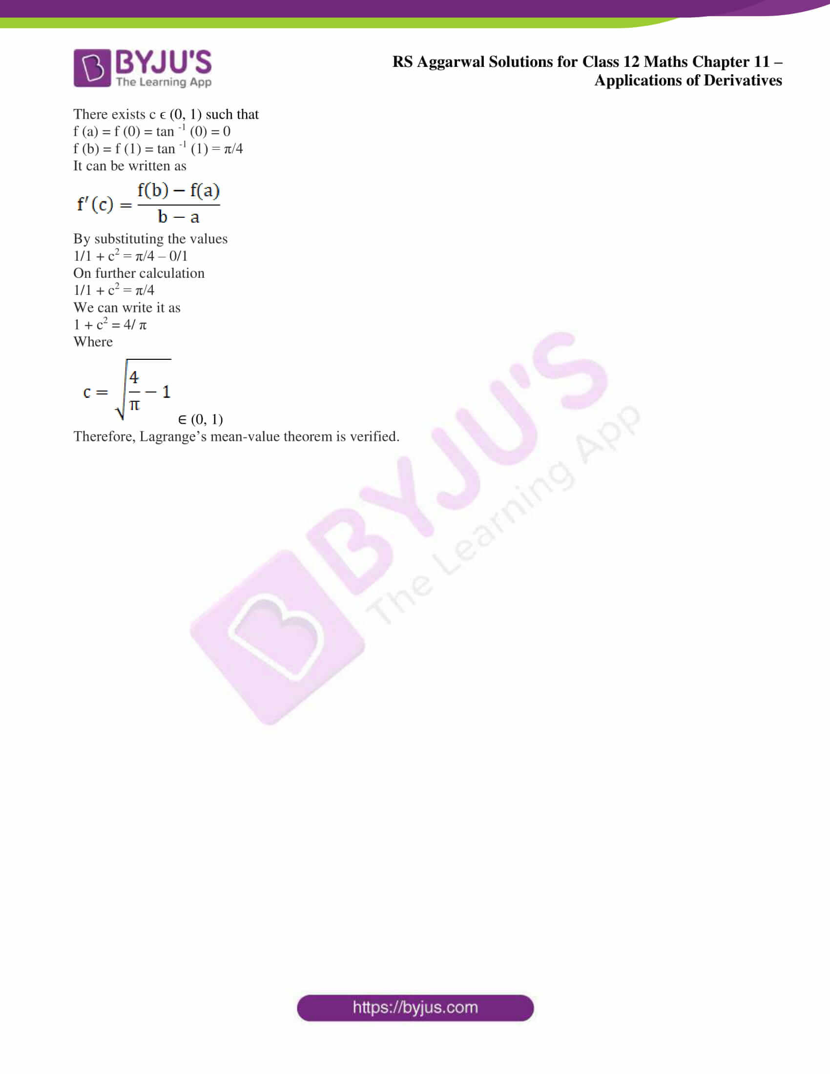 rs aggarwal solution class 12 maths chapter 11 ex d 5