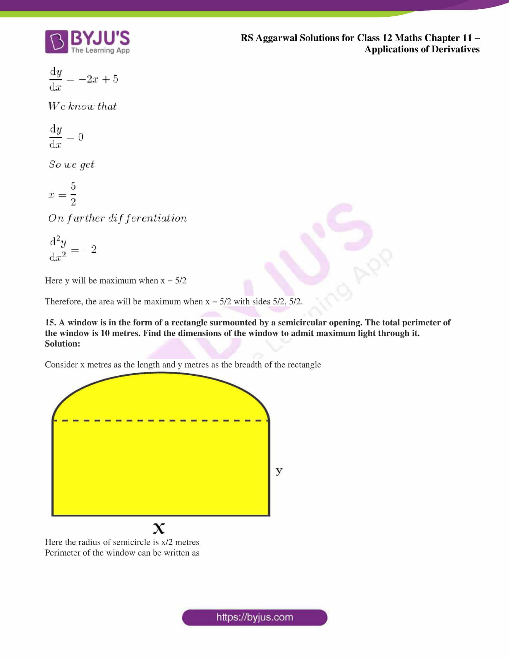 rs aggarwal solution class 12 maths chapter 11 ex f 13