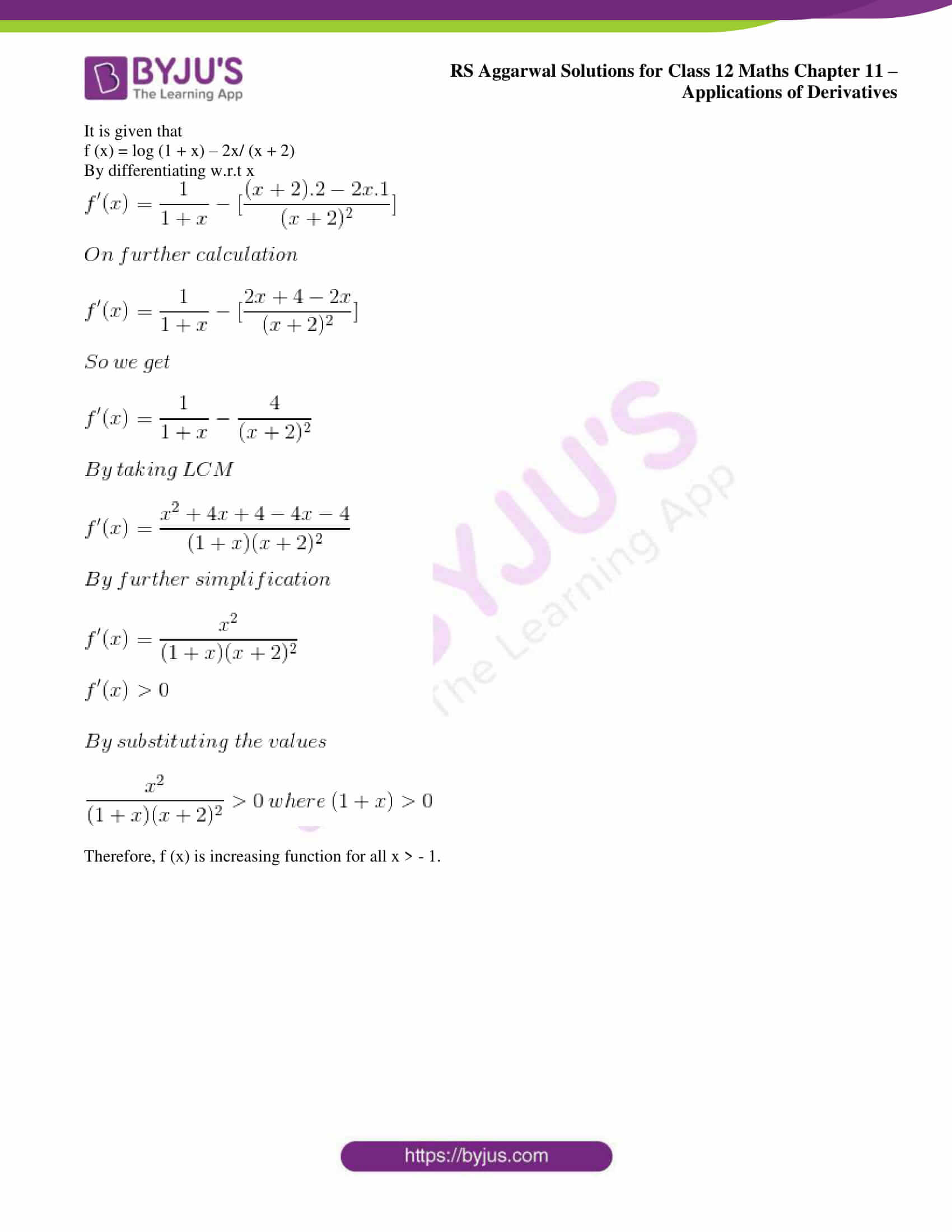 rs aggarwal solution class 12 maths chapter 11 ex g 5