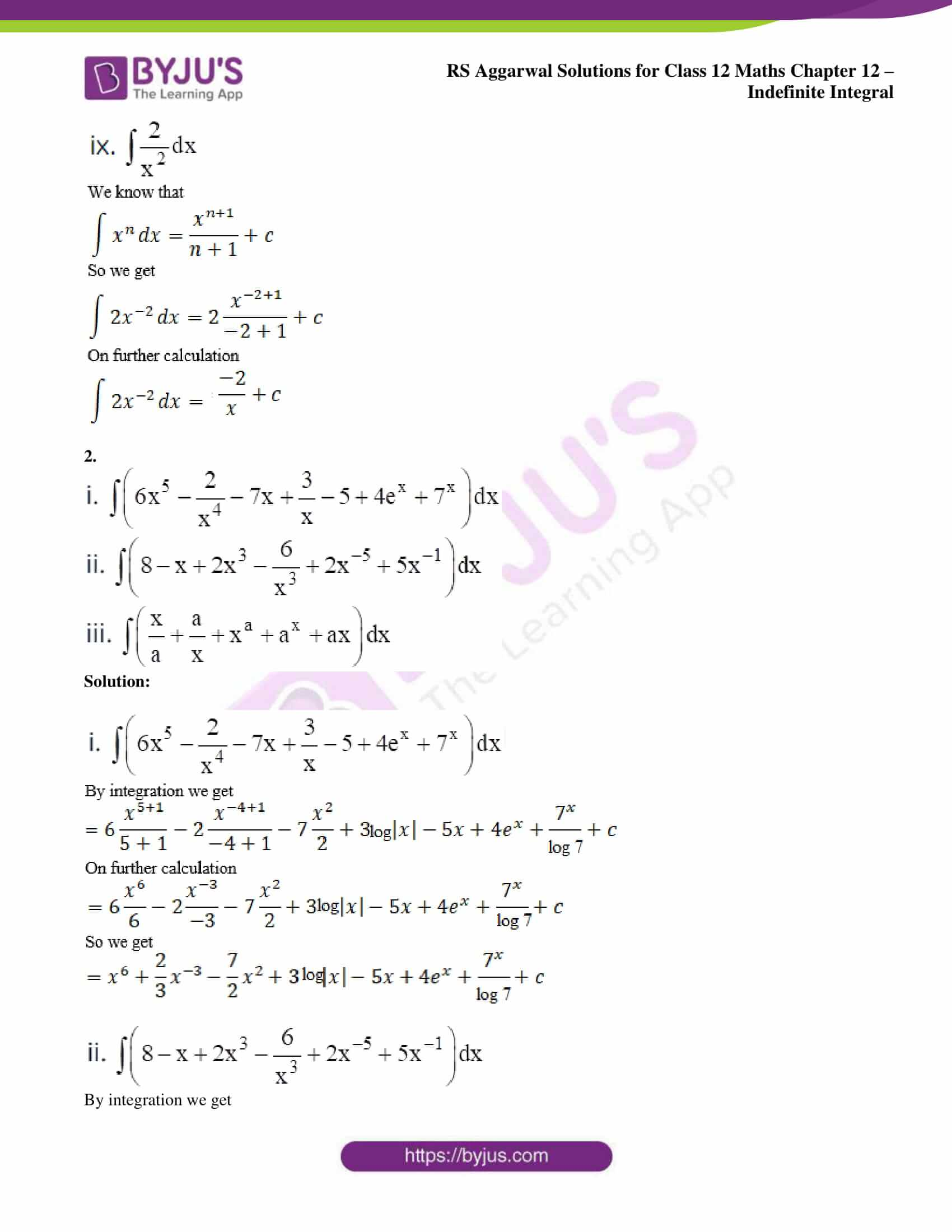 rs aggarwal solution class 12 maths chapter 12 04