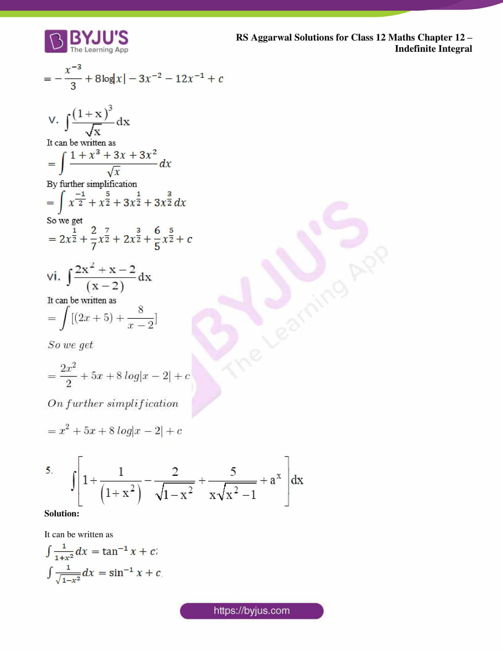 rs aggarwal solution class 12 maths chapter 12 08