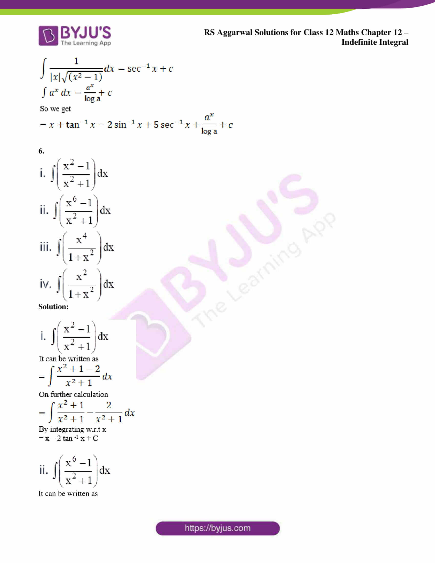 rs aggarwal solution class 12 maths chapter 12 09