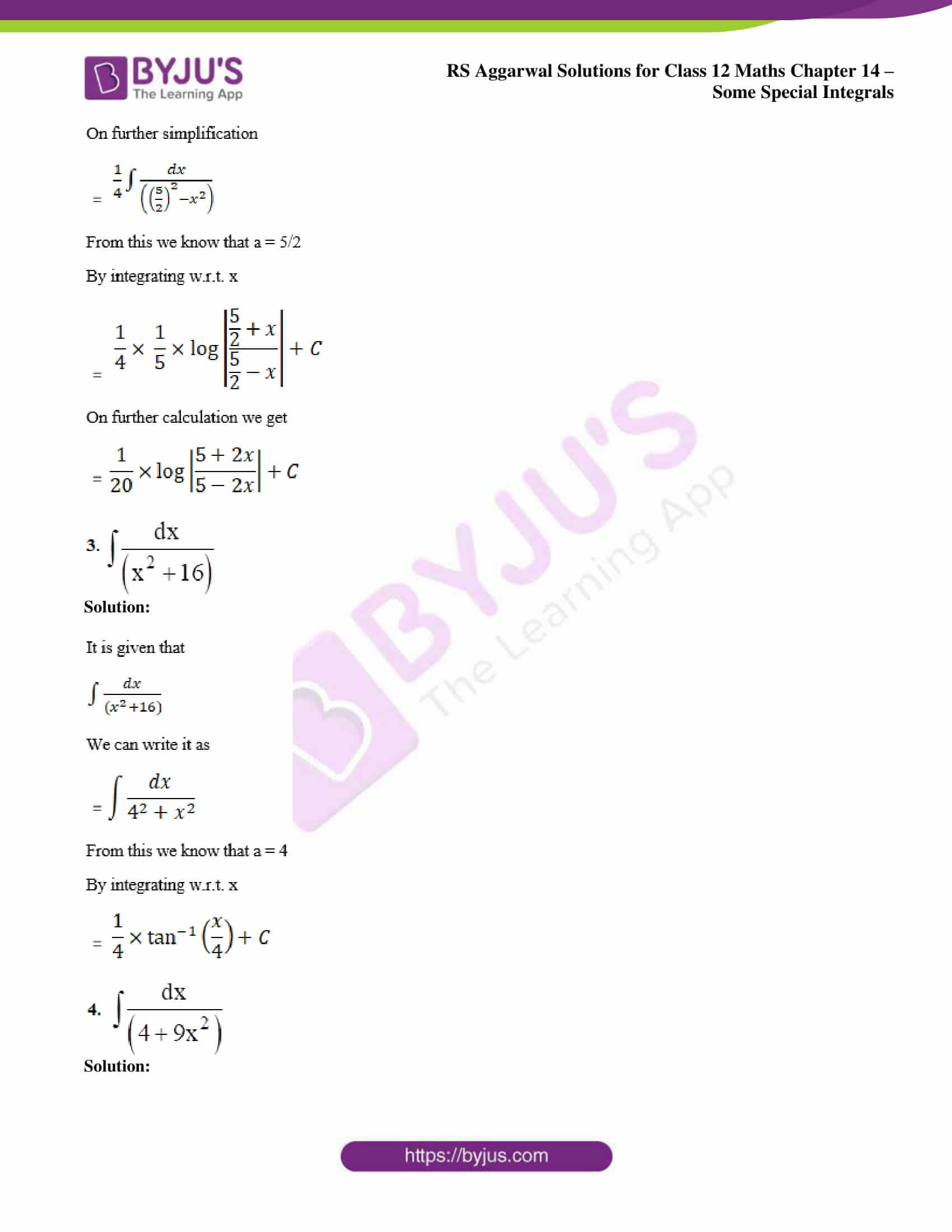 rs aggarwal solution class 12 maths chapter 14 ex a 02