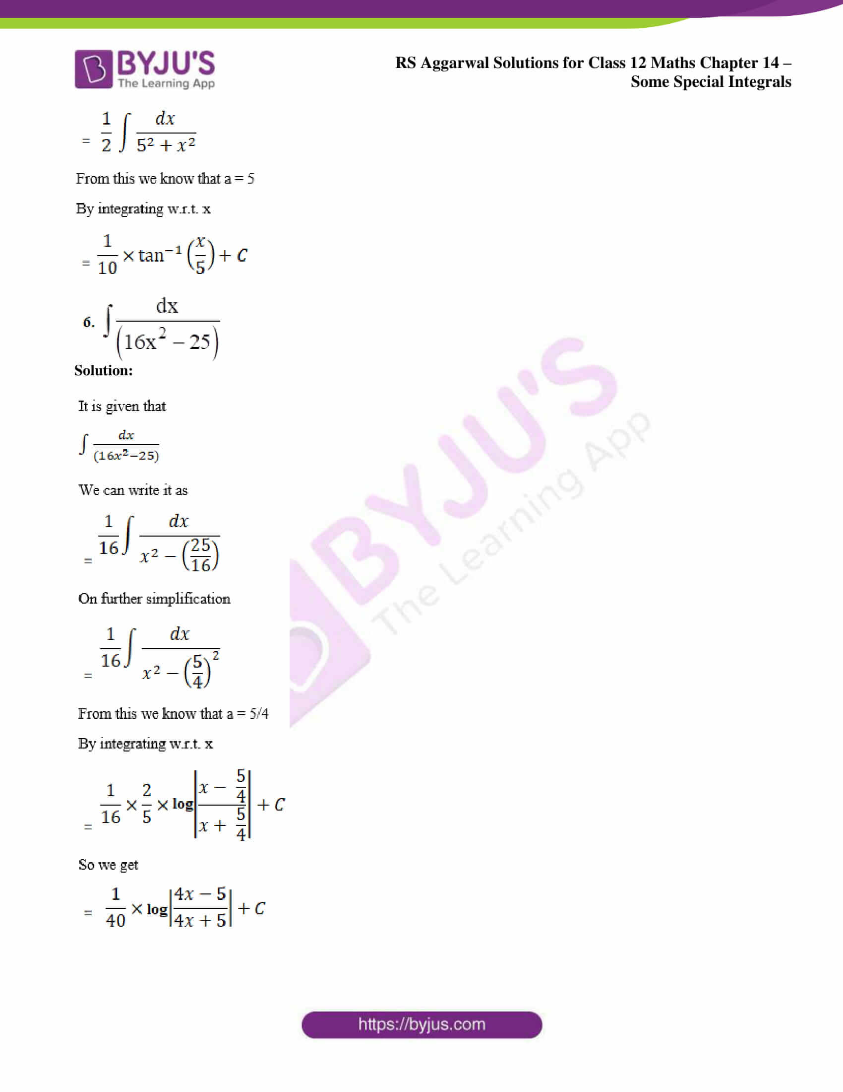 rs aggarwal solution class 12 maths chapter 14 ex a 04