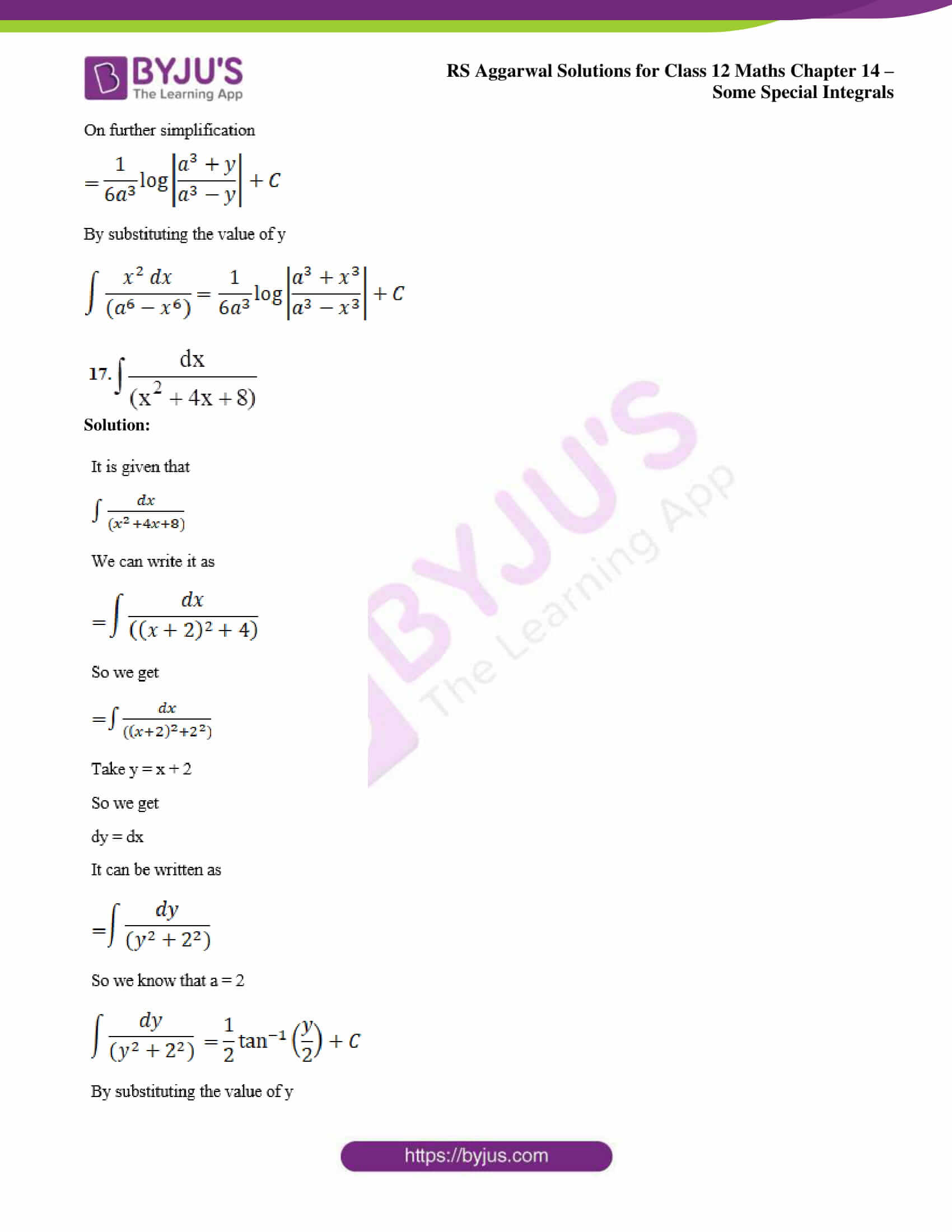rs aggarwal solution class 12 maths chapter 14 ex a 11