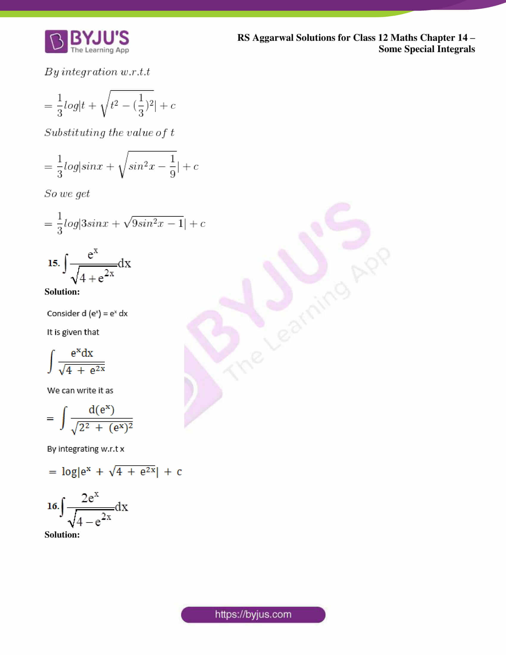 rs aggarwal solution class 12 maths chapter 14 ex b 08