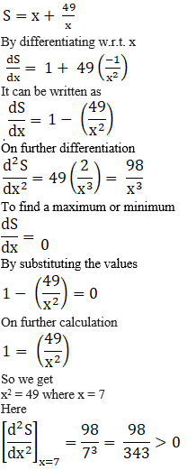 RS Aggarwal Solutions for Class 12 Chapter 11 Ex 11F Image 1
