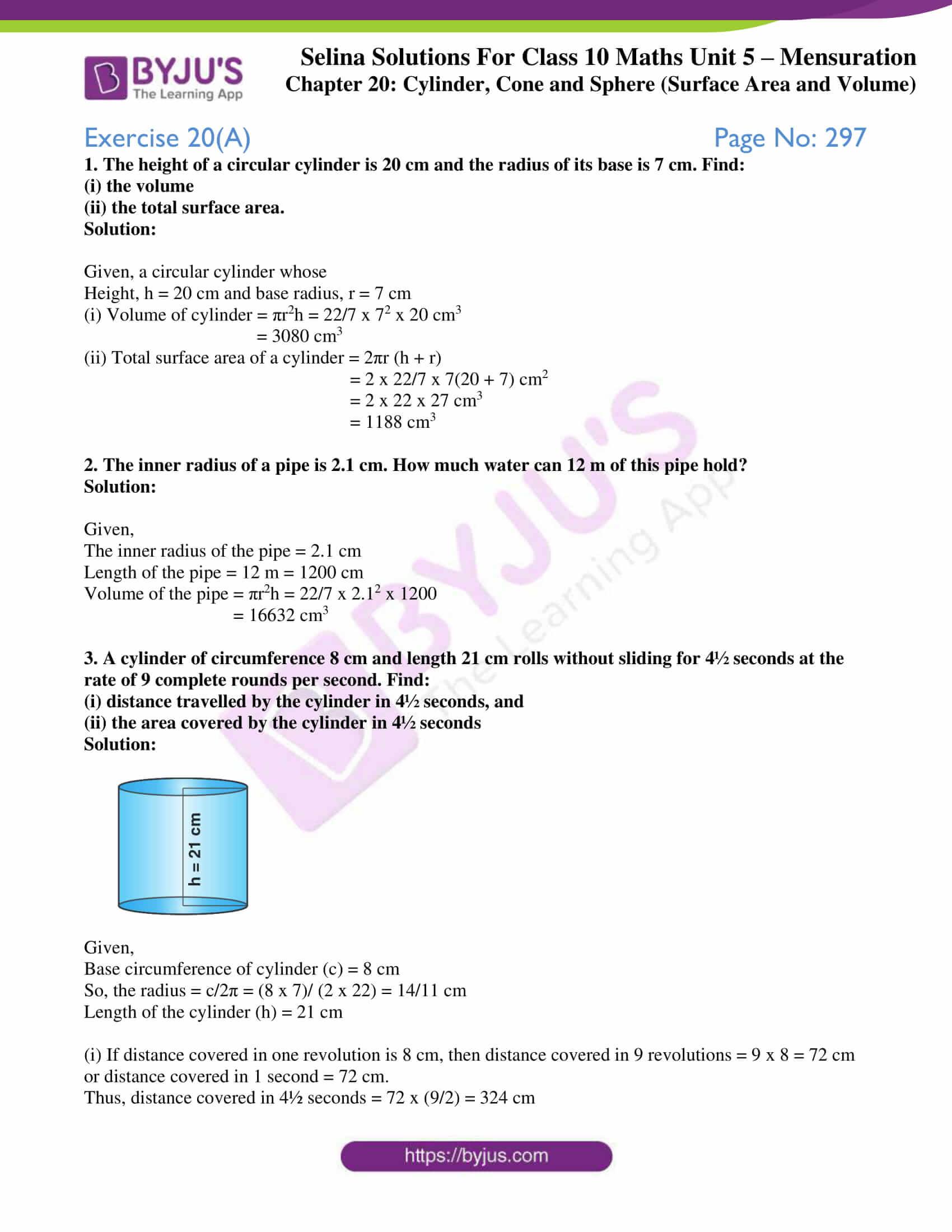 selina-sol-maths-class-10-ch-20-ex-a-1