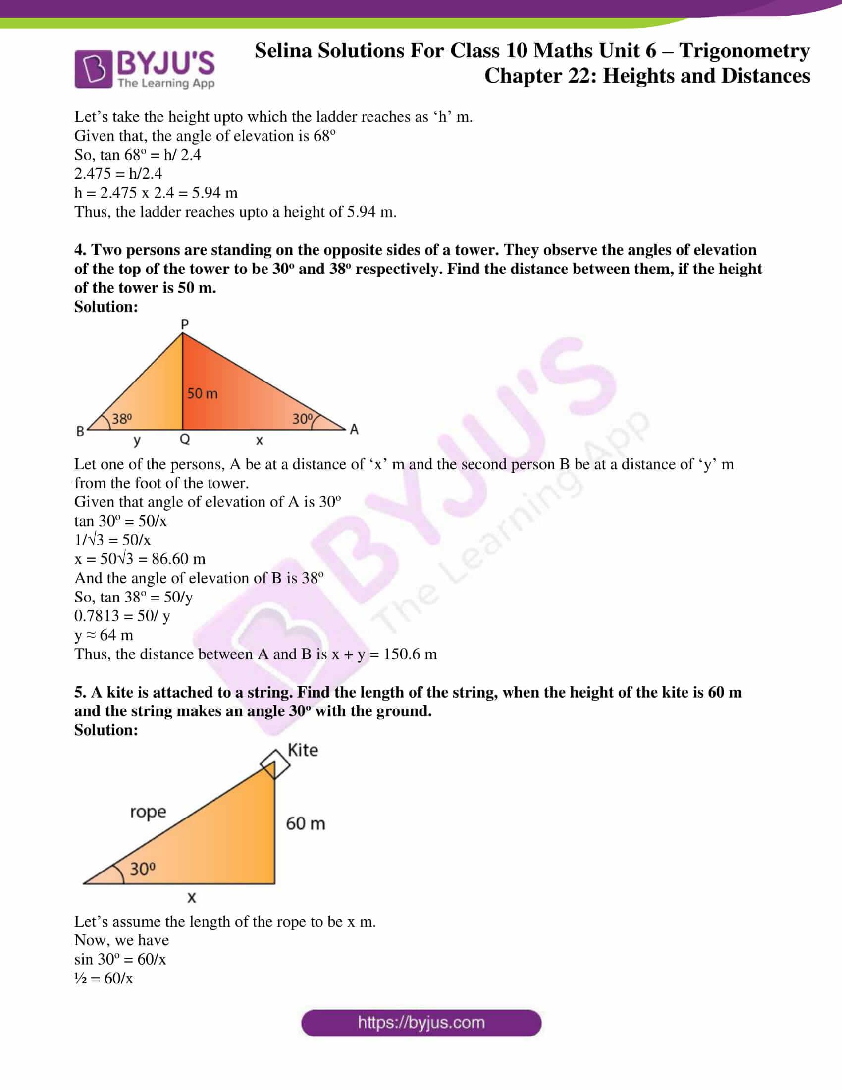selina-sol-maths-class-10-ch-22-ex-a-2