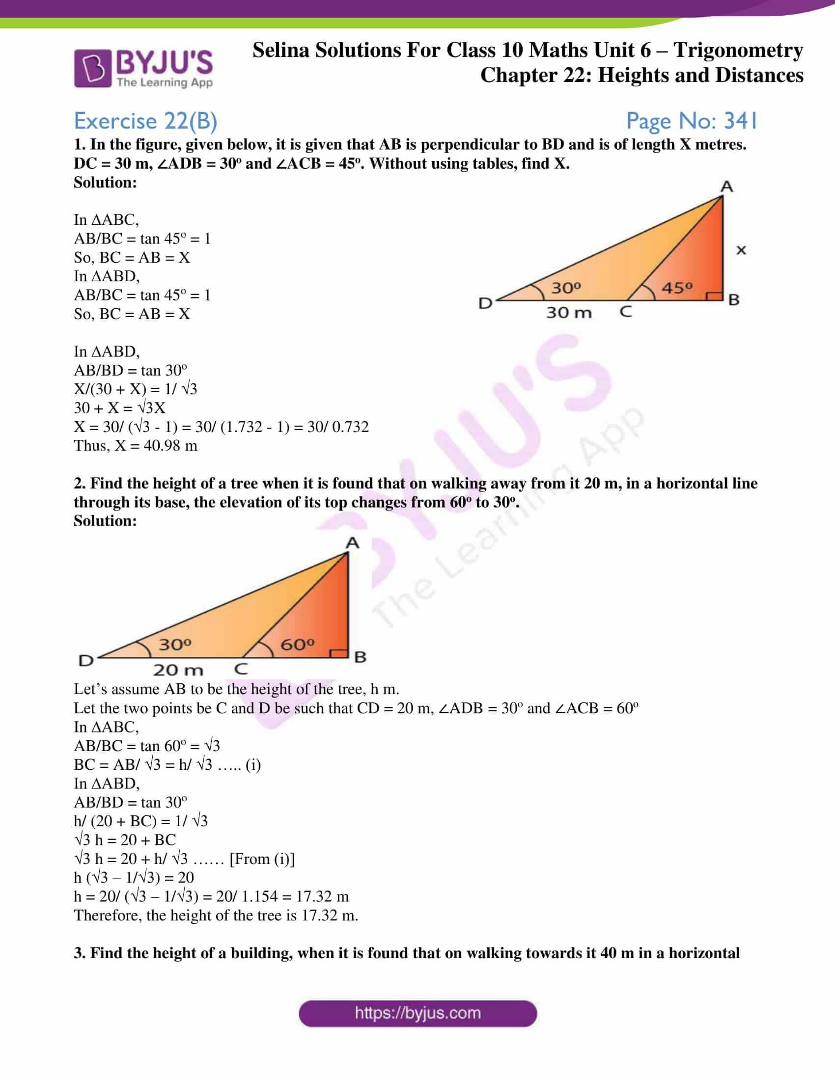 selina-sol-maths-class-10-ch-22-ex-b-1