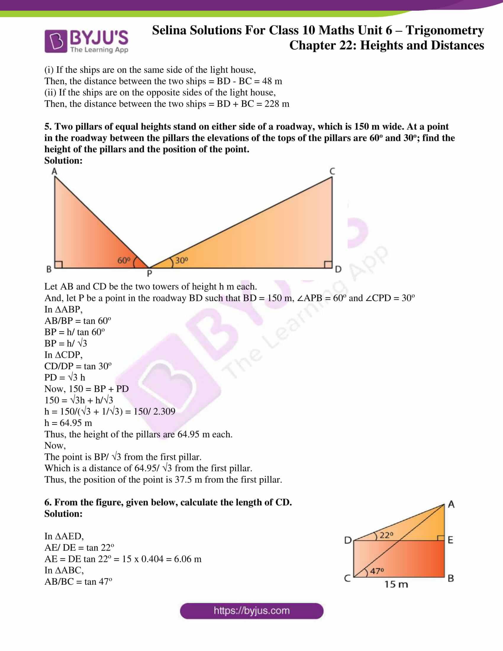 selina-sol-maths-class-10-ch-22-ex-b-3