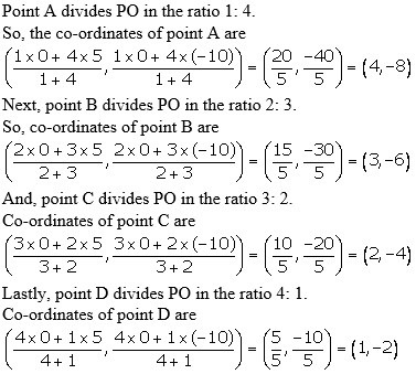 Selina Solutions Concise Class 10 Maths Chapter 13 ex. 13(A) - 6