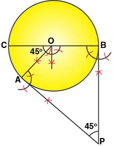 Selina Solutions Concise Class 10 Maths Chapter 19 ex. 19 - 3