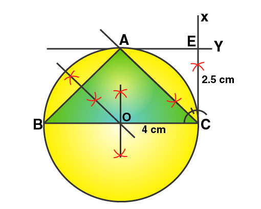 Selina Solutions Concise Class 10 Maths Chapter 19 ex. 19 - 9