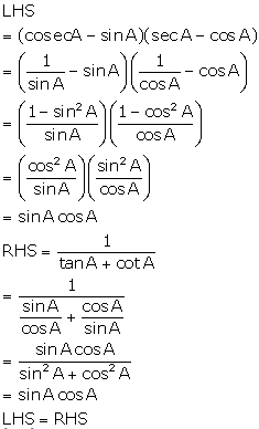 Selina Solutions Concise Class 10 Maths Chapter 21 ex. 21(B) - 8