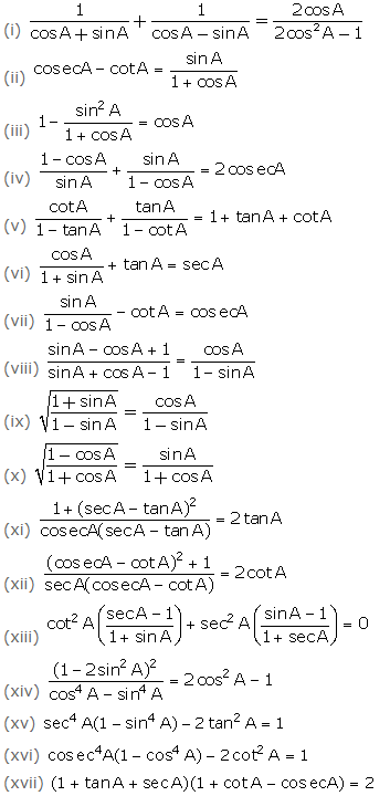 Selina Solutions Concise Class 10 Maths Chapter 21 ex. 21(E) - 1
