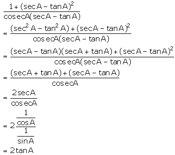 Selina Solutions Concise Class 10 Maths Chapter 21 ex. 21(E) - 11