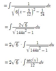 Solved Problem on Algebraic Integrals