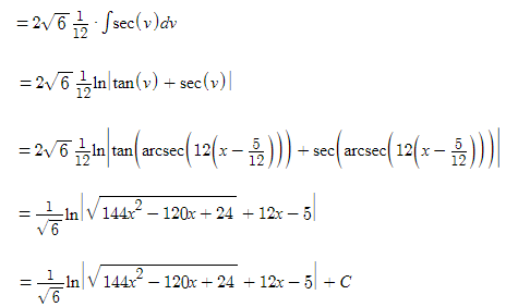 Solved Problems on Algebraic Integrals
