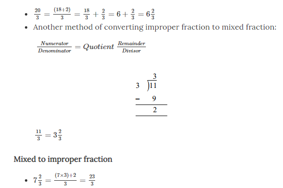 CBSE Class 6 Maths Notes Chapter 7-4