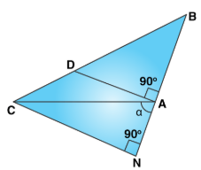 Find the Relation Between Angles