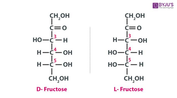D & L - Fructose