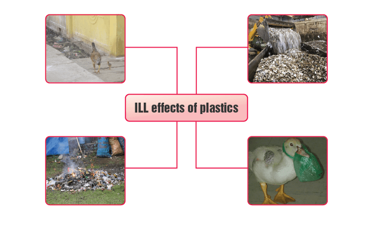 ILL Effects of Plastics