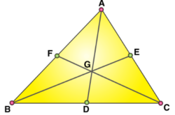 How to Find Triangle Median