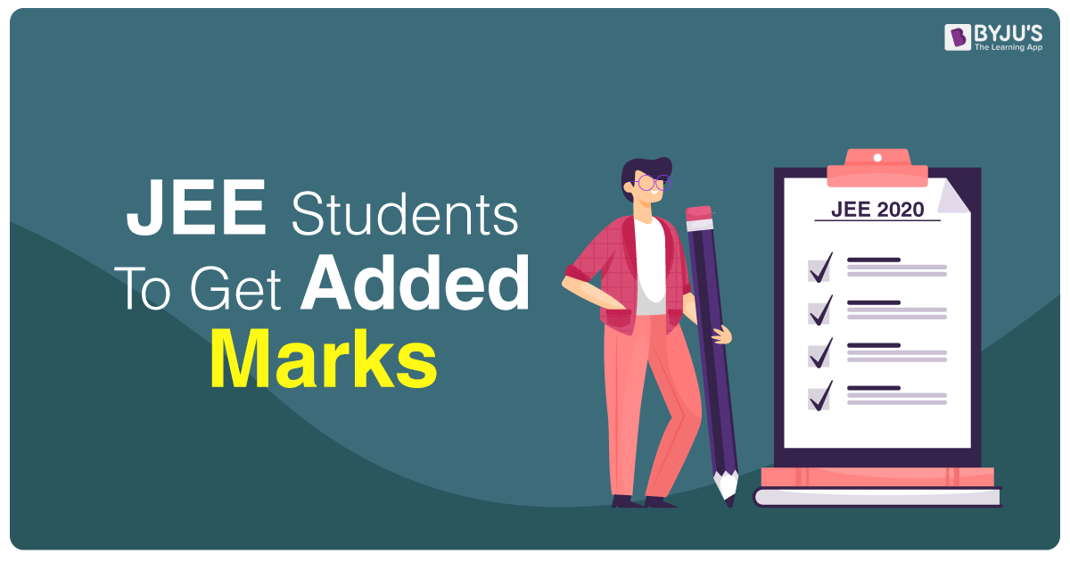 JEE Students To Get Added Marks