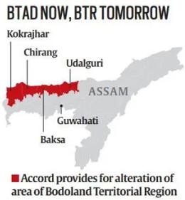 Bodoland Territorial Region