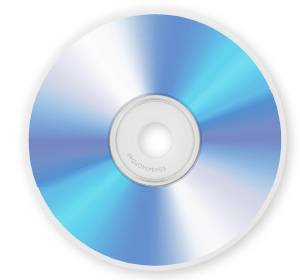 Parts of Computer for Kids - Compact Disc (CD)